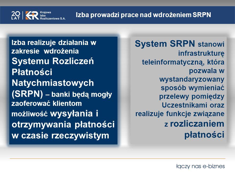 Izba prowadzi prace nad wdrożeniem SRPN
