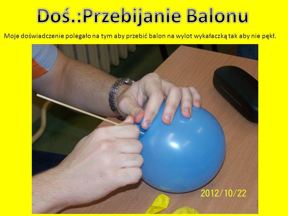 Doś.:Przebijanie Balonu
