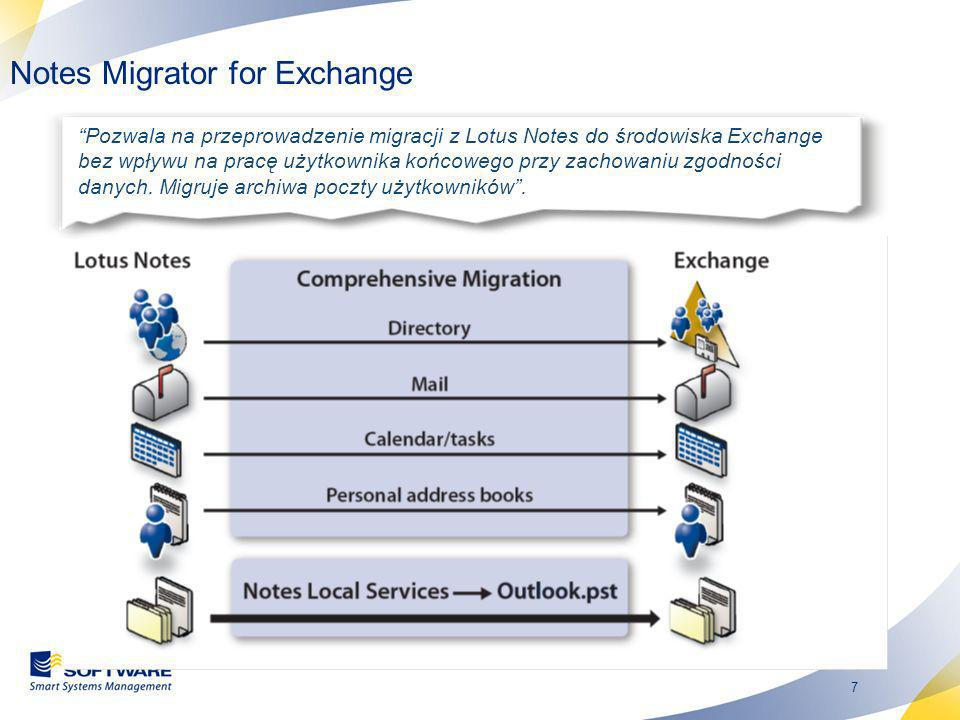 Notes Migrator for Exchange