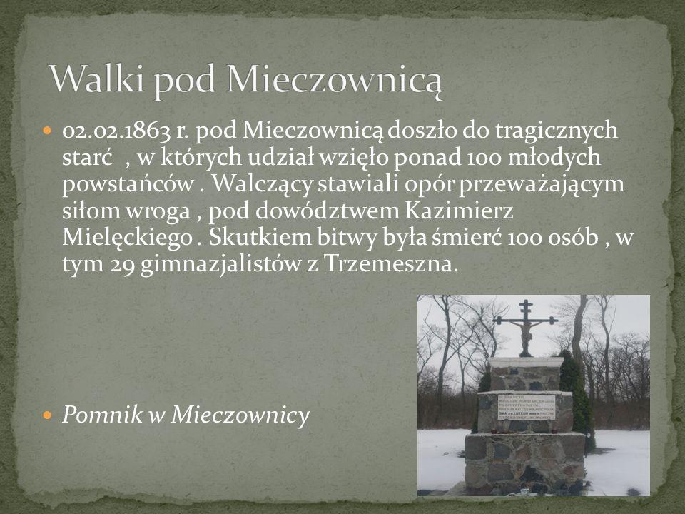 Walki pod Mieczownicą