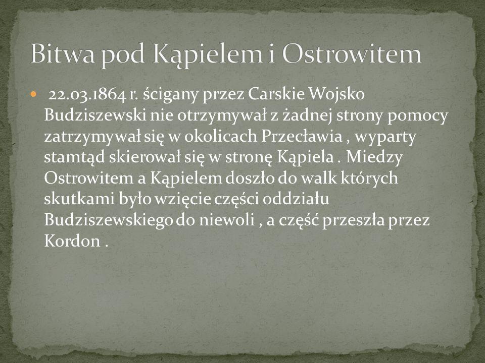 Bitwa pod Kąpielem i Ostrowitem