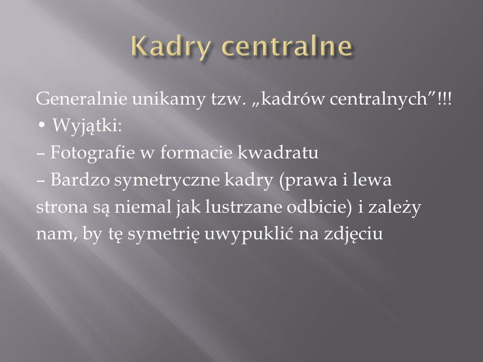 Kadry centralne