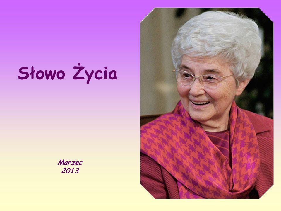Słowo Życia Marzec 2013