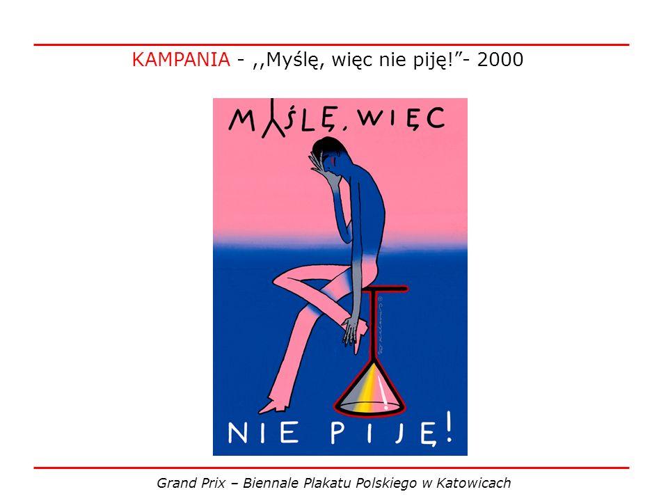 Grand Prix – Biennale Plakatu Polskiego w Katowicach