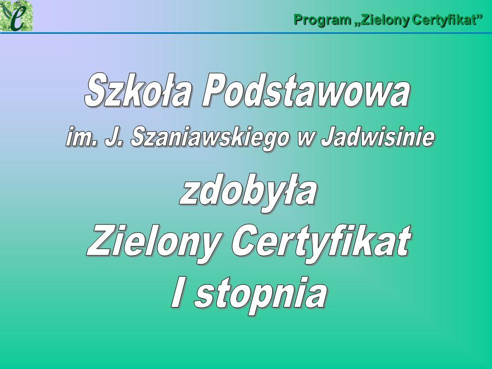 im. J. Szaniawskiego w Jadwisinie