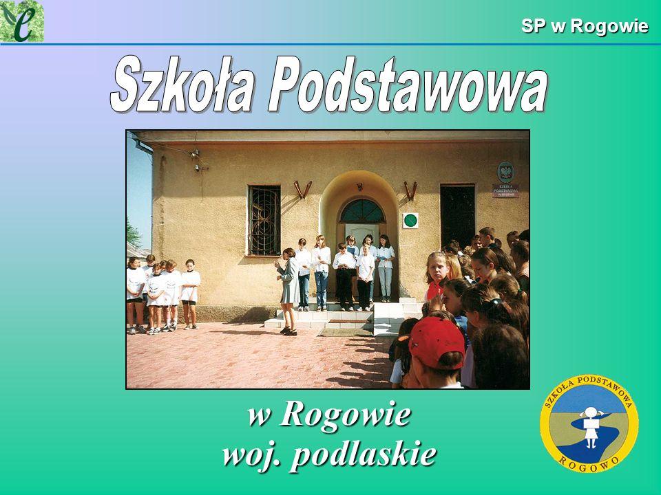 w Rogowie woj. podlaskie