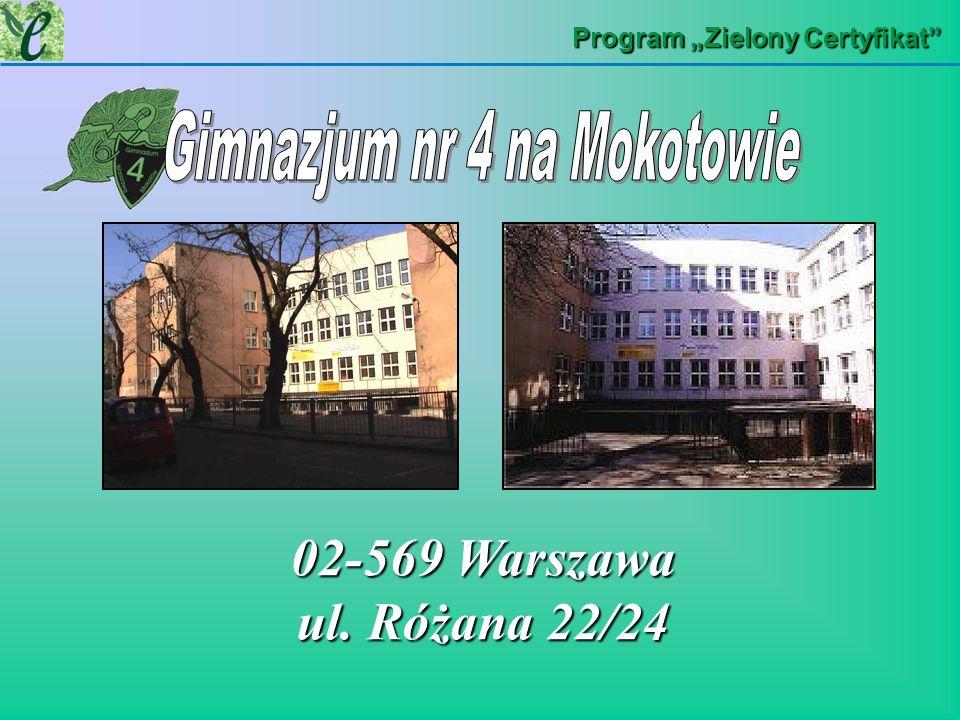Gimnazjum nr 4 na Mokotowie
