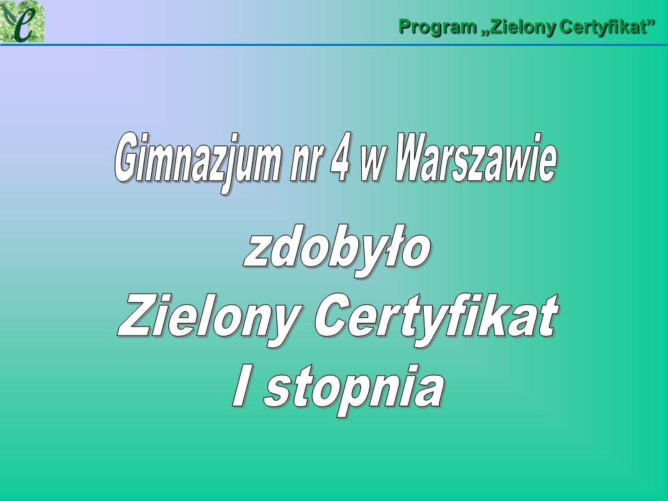 Gimnazjum nr 4 w Warszawie