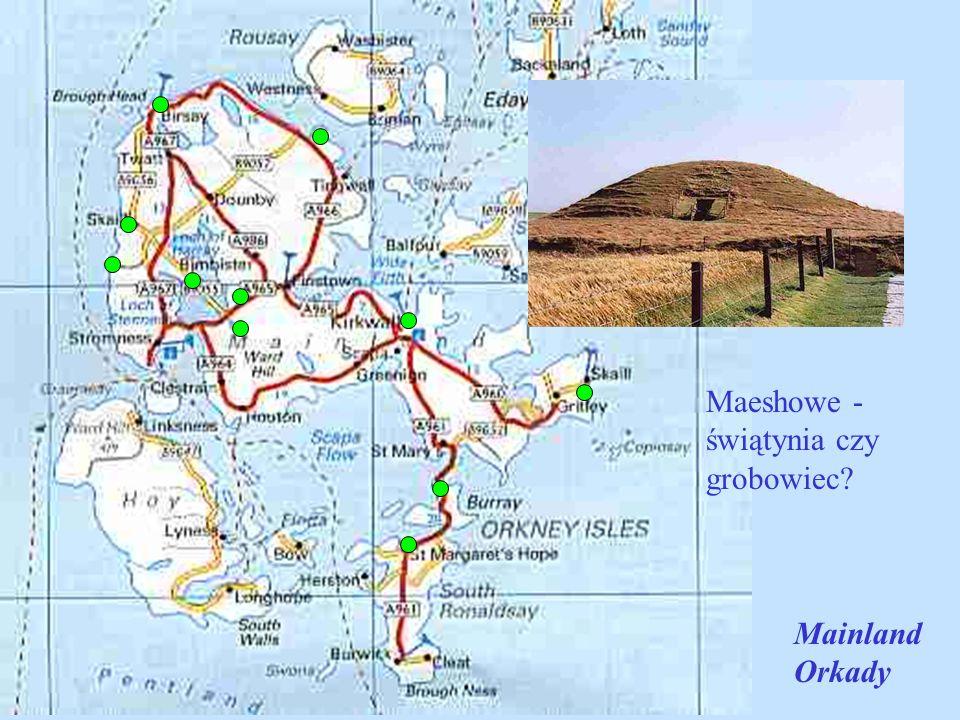 Maeshowe - świątynia czy grobowiec