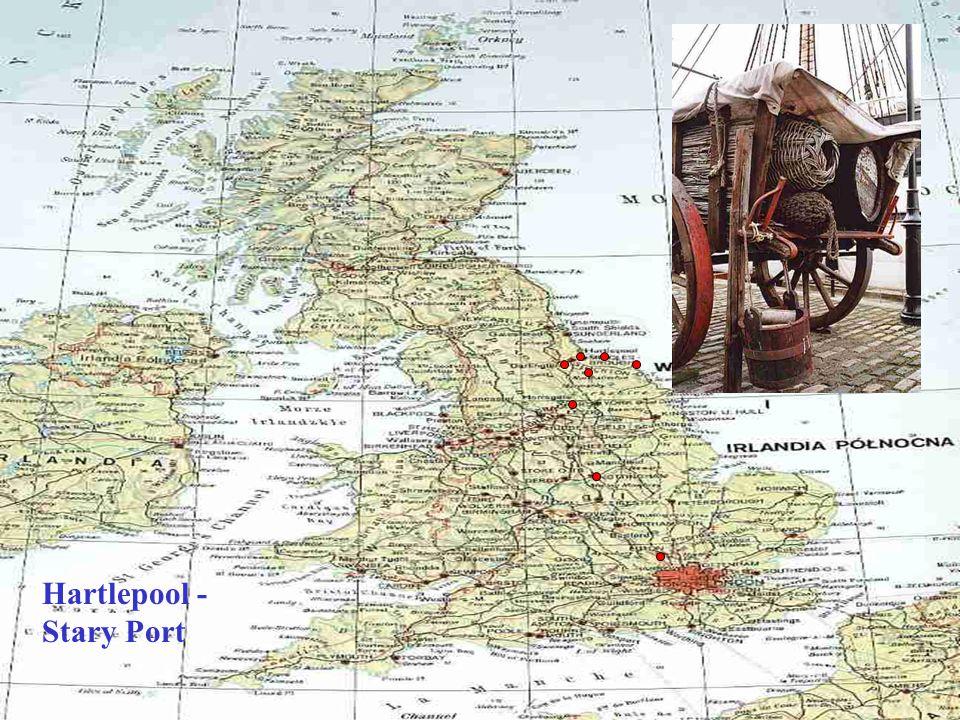 Hartlepool - Stary Port