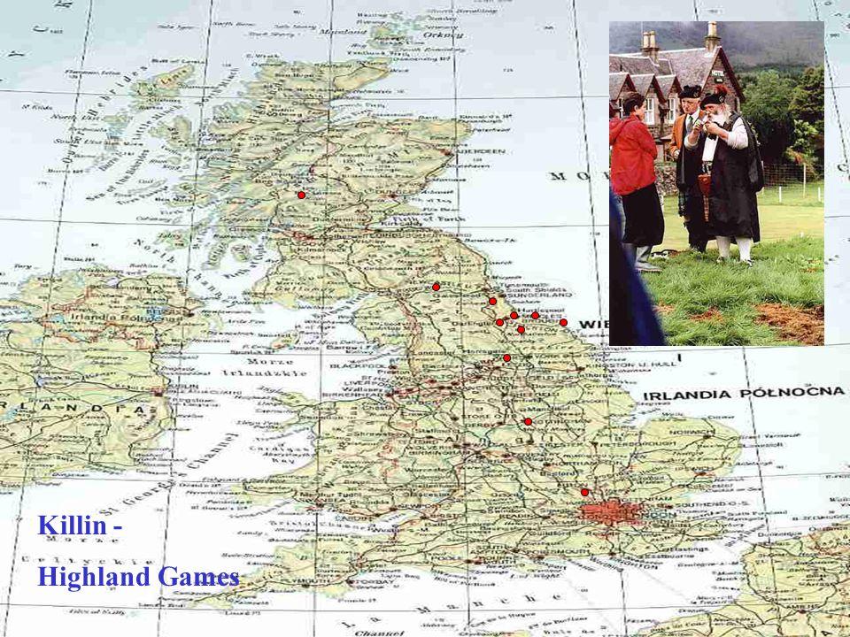 Killin - Highland Games
