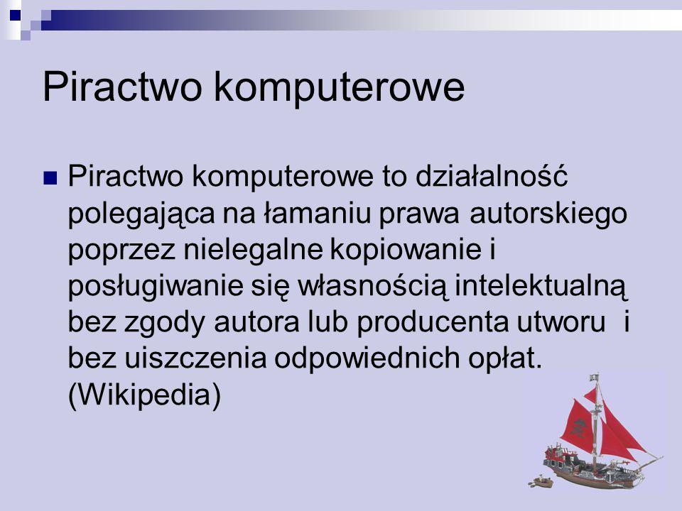 Piractwo komputerowe