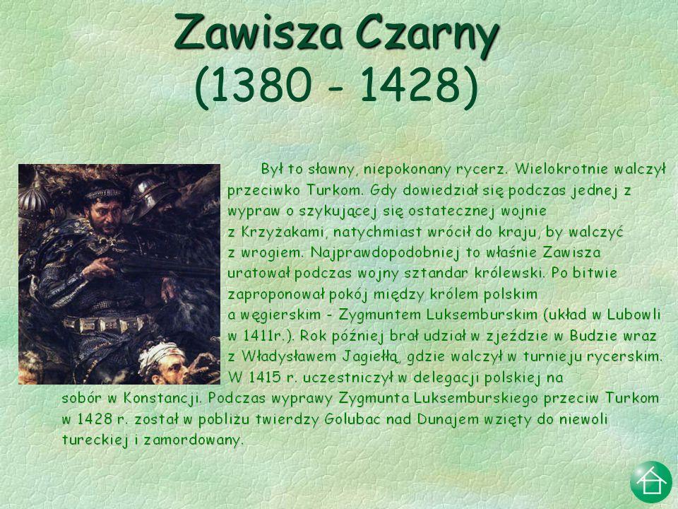 Zawisza Czarny (1380 - 1428)