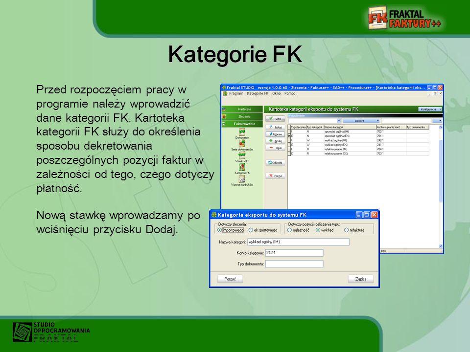 Kategorie FK