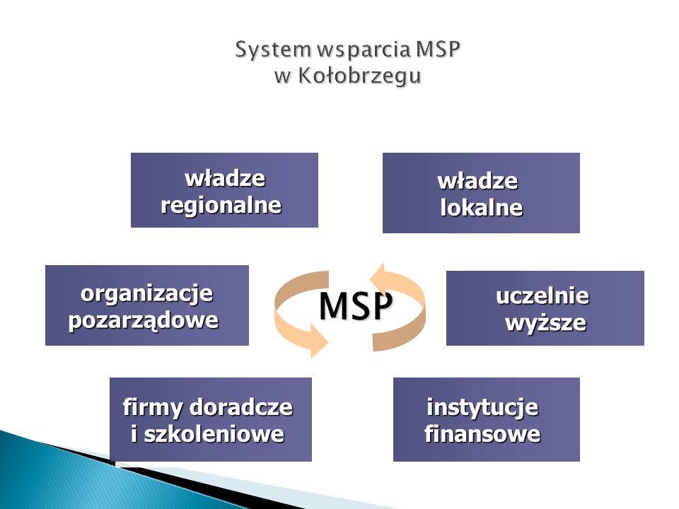 System wsparcia MSP w Kołobrzegu