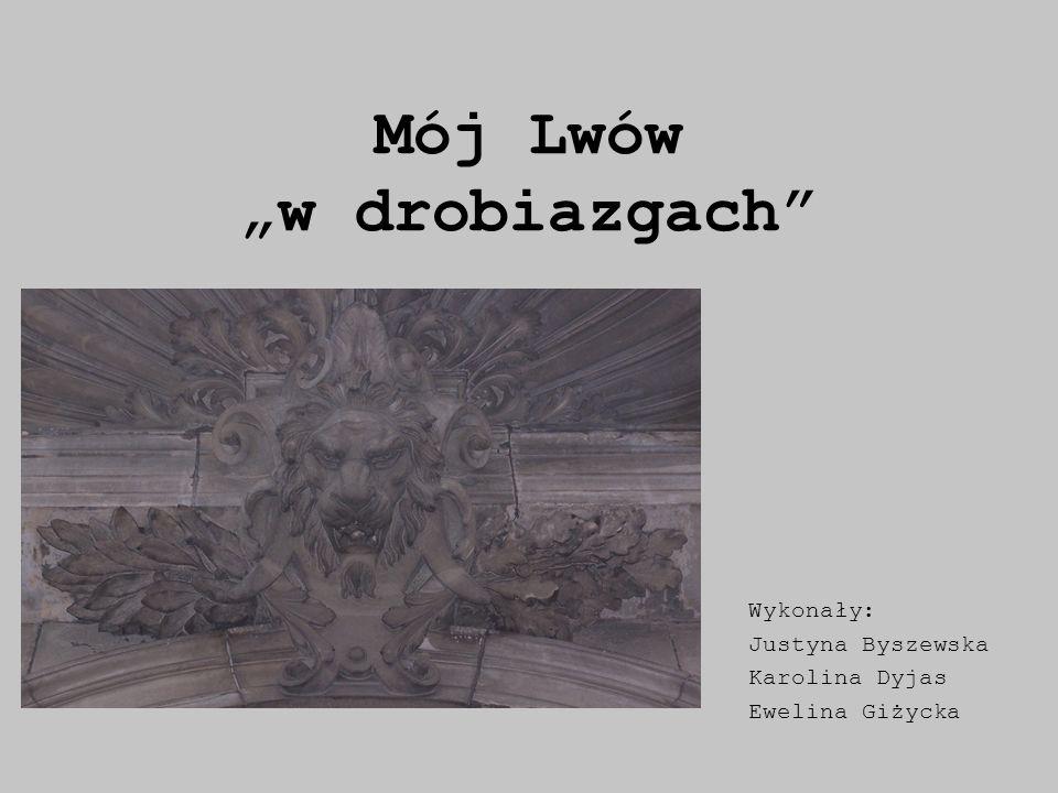 """Mój Lwów """"w drobiazgach"""