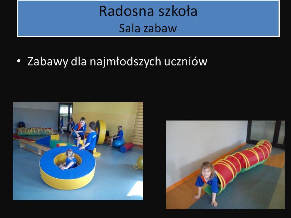 Radosna szkoła Sala zabaw