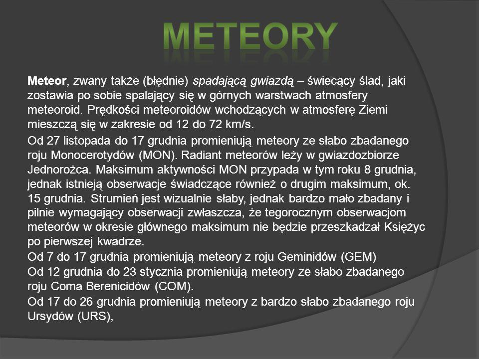 meteory