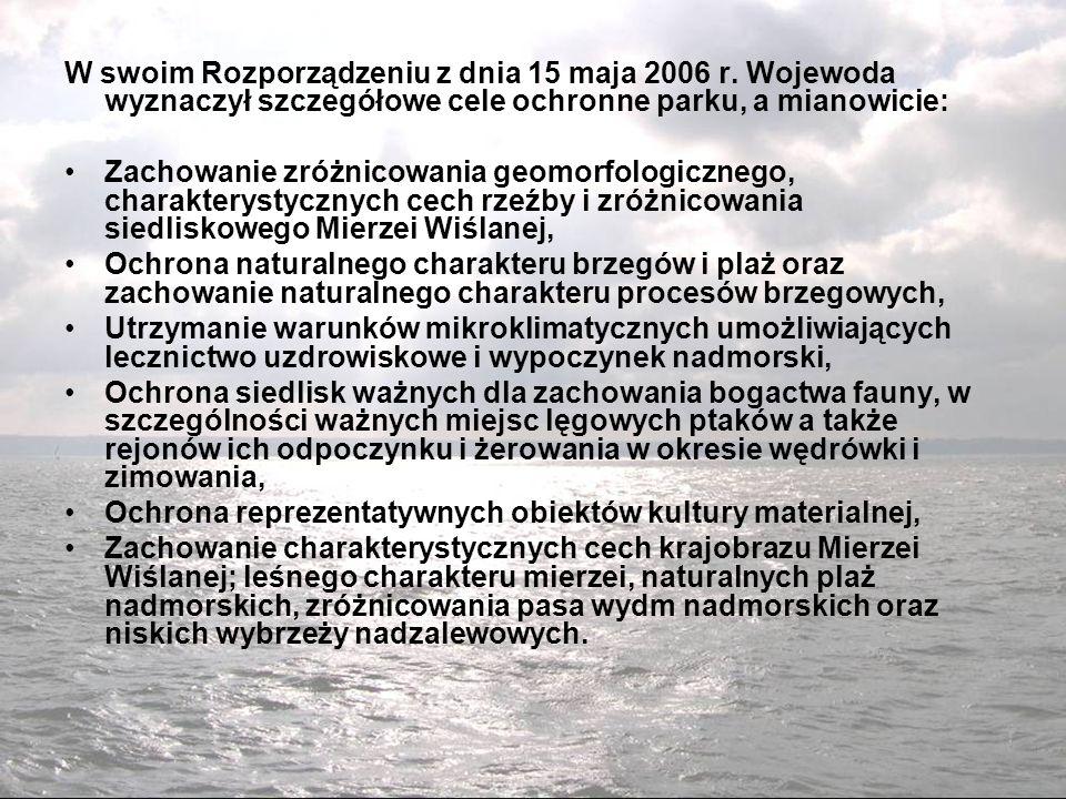 W swoim Rozporządzeniu z dnia 15 maja 2006 r