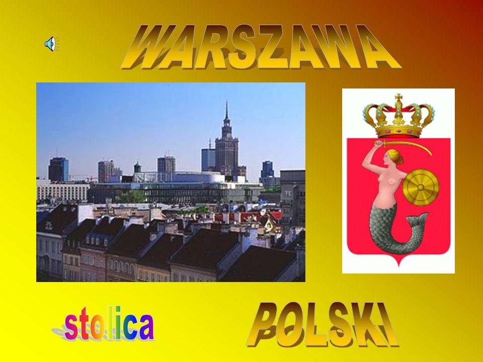 WARSZAWA POLSKI stolica