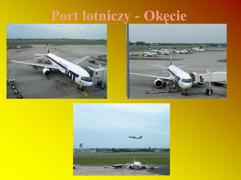 Port lotniczy - Okęcie