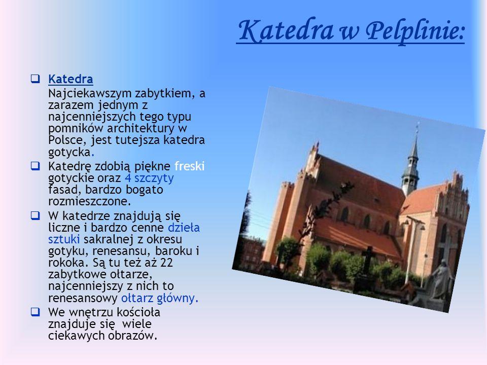 Katedra w Pelplinie: Katedra