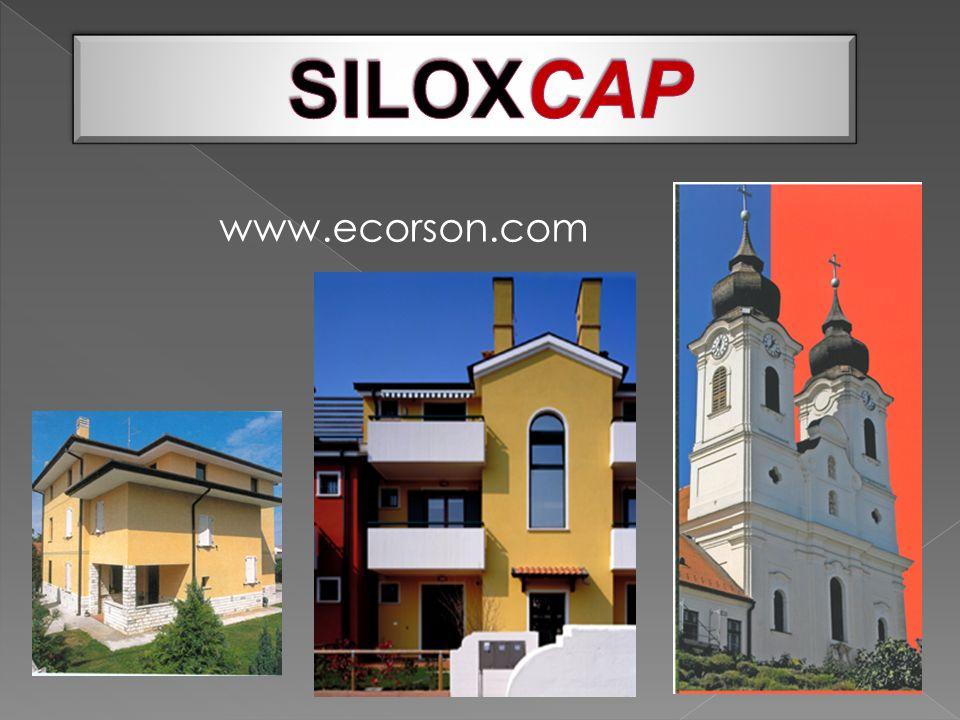 SILOXCAP www.ecorson.com