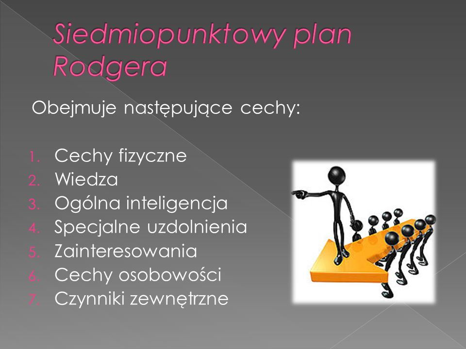 Siedmiopunktowy plan Rodgera