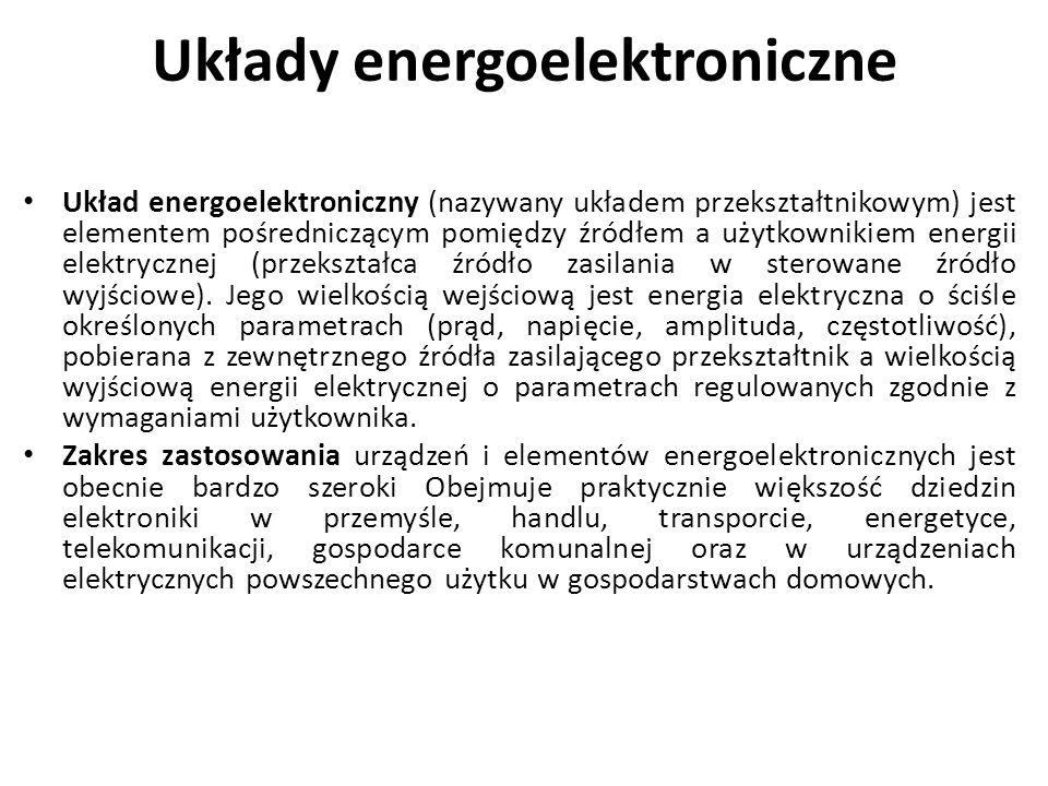 Układy energoelektroniczne