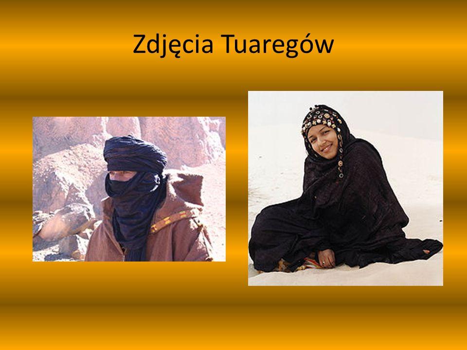 Zdjęcia Tuaregów