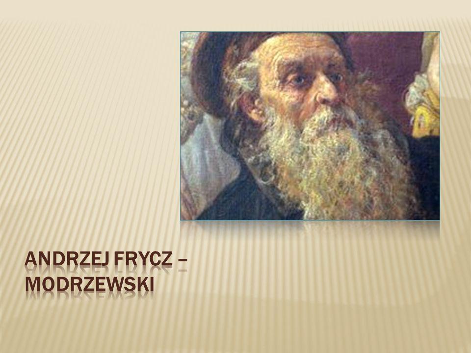 Andrzej frycz – Modrzewski