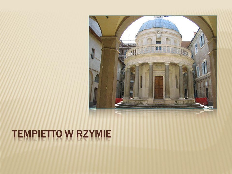 Tempietto w Rzymie