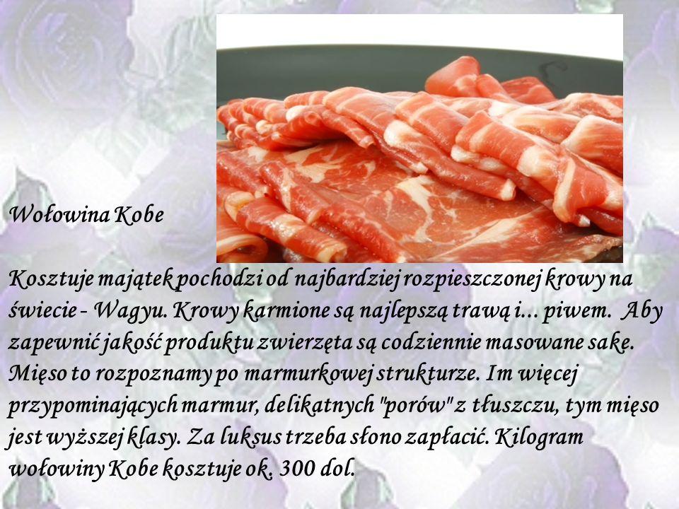 Wołowina Kobe
