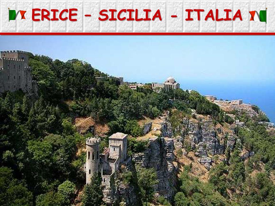 ERICE – SICILIA - ITALIA