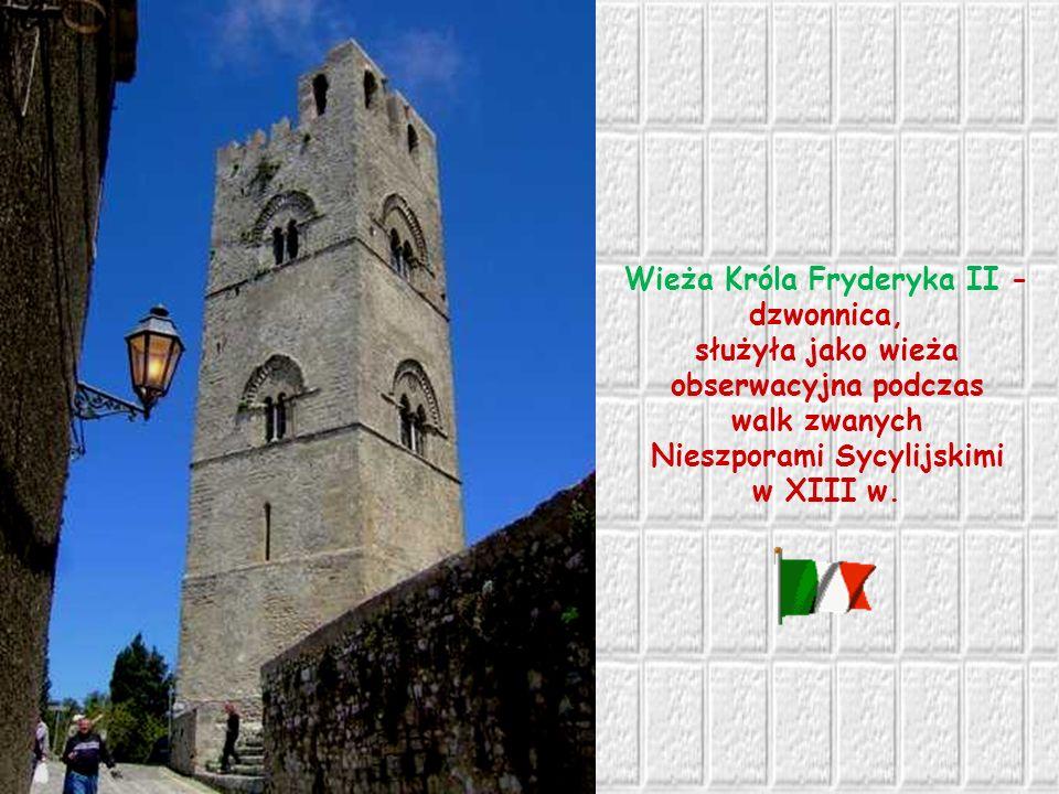 Wieża Króla Fryderyka II - dzwonnica,