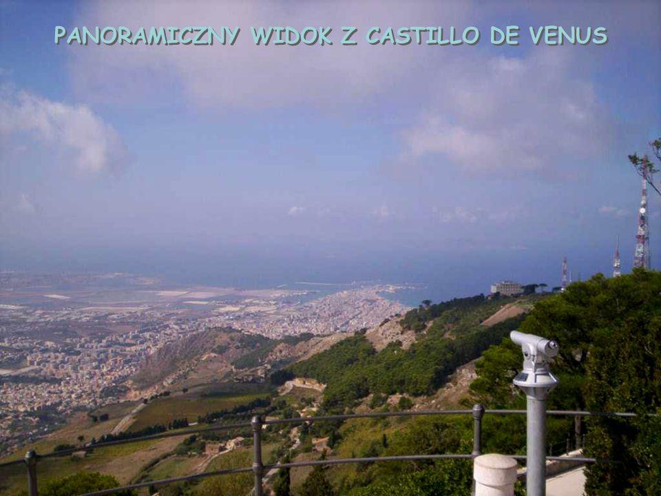 PANORAMICZNY WIDOK Z CASTILLO DE VENUS