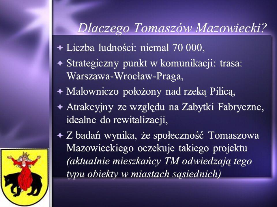 Dlaczego Tomaszów Mazowiecki