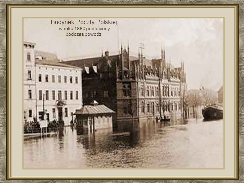 Budynek Poczty Polskiej