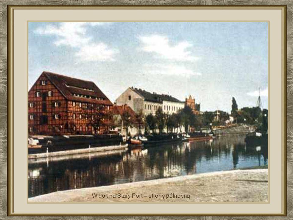 Widok na Stary Port – stronę północną