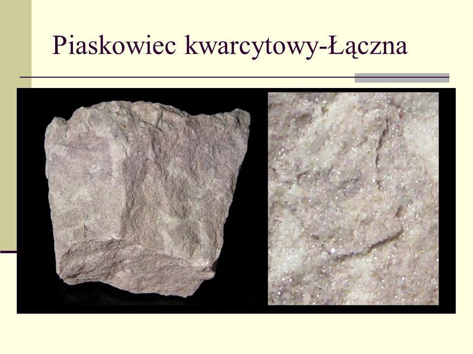 Piaskowiec kwarcytowy-Łączna