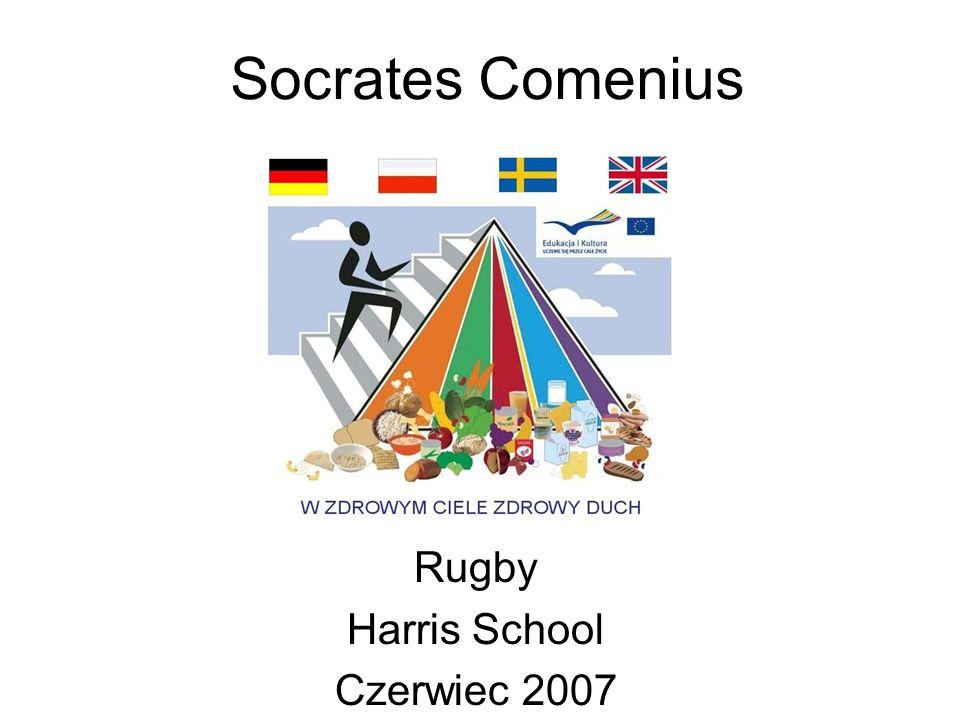 Rugby Harris School Czerwiec 2007