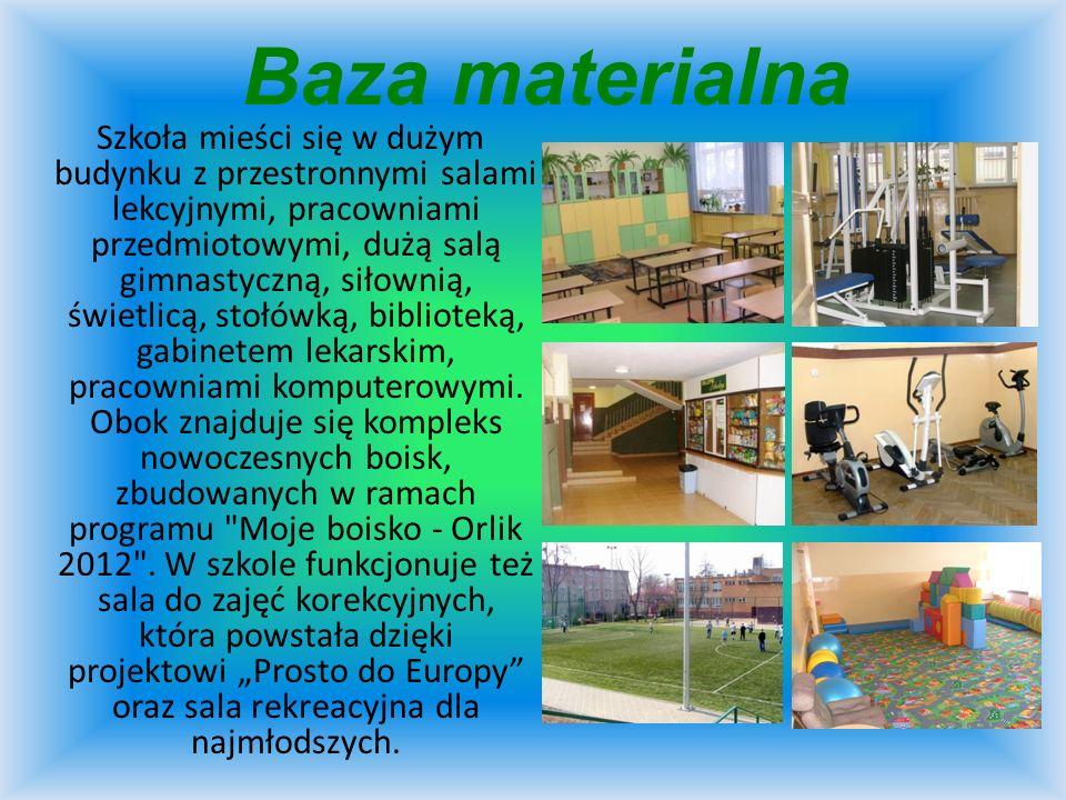 Baza materialna
