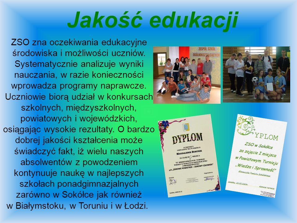 Jakość edukacji