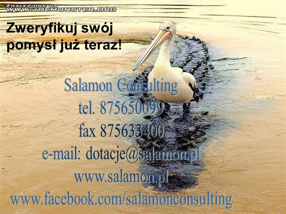 e-mail: dotacje@salamon.pl