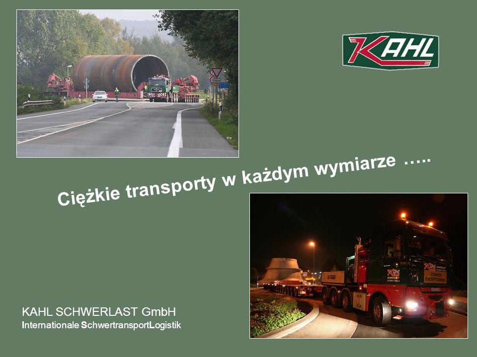 Ciężkie transporty w każdym wymiarze …..