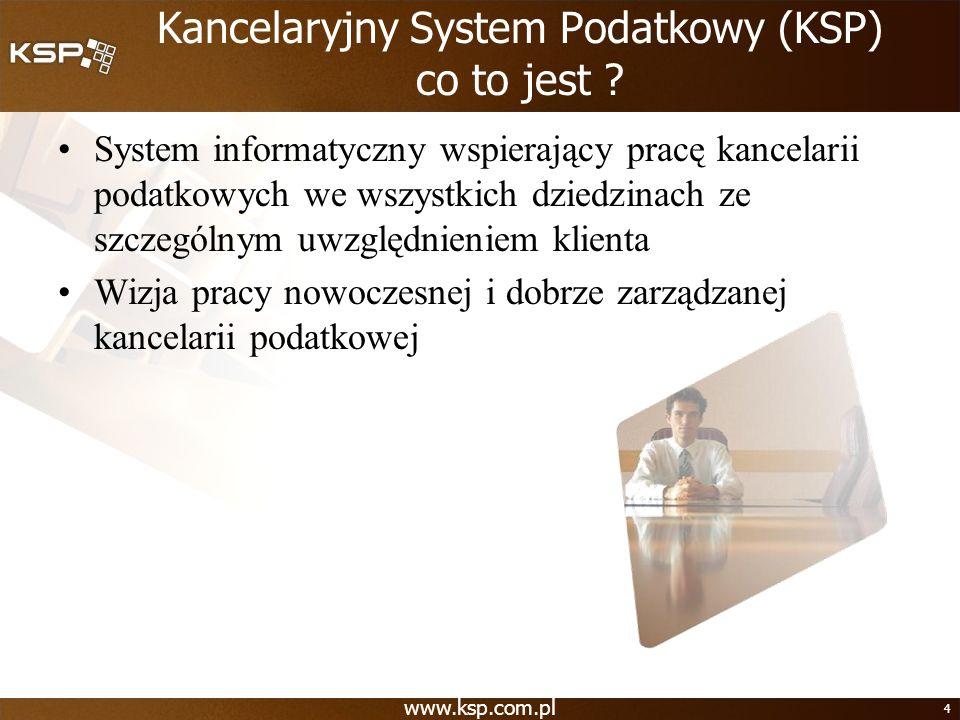 Kancelaryjny System Podatkowy (KSP) co to jest
