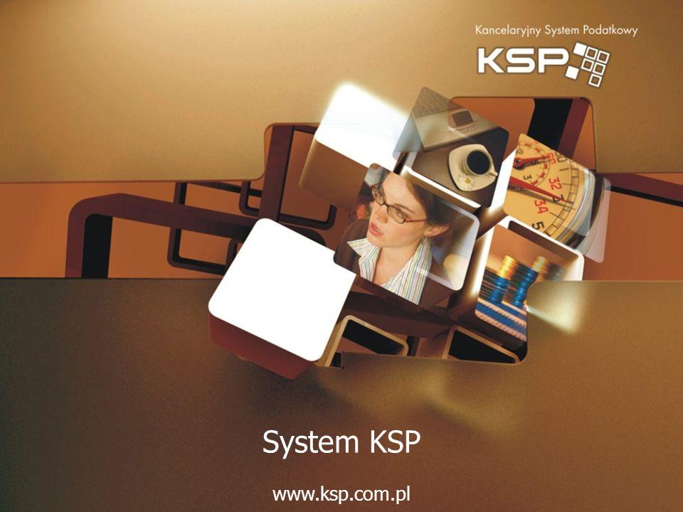 System KSP www.ksp.com.pl