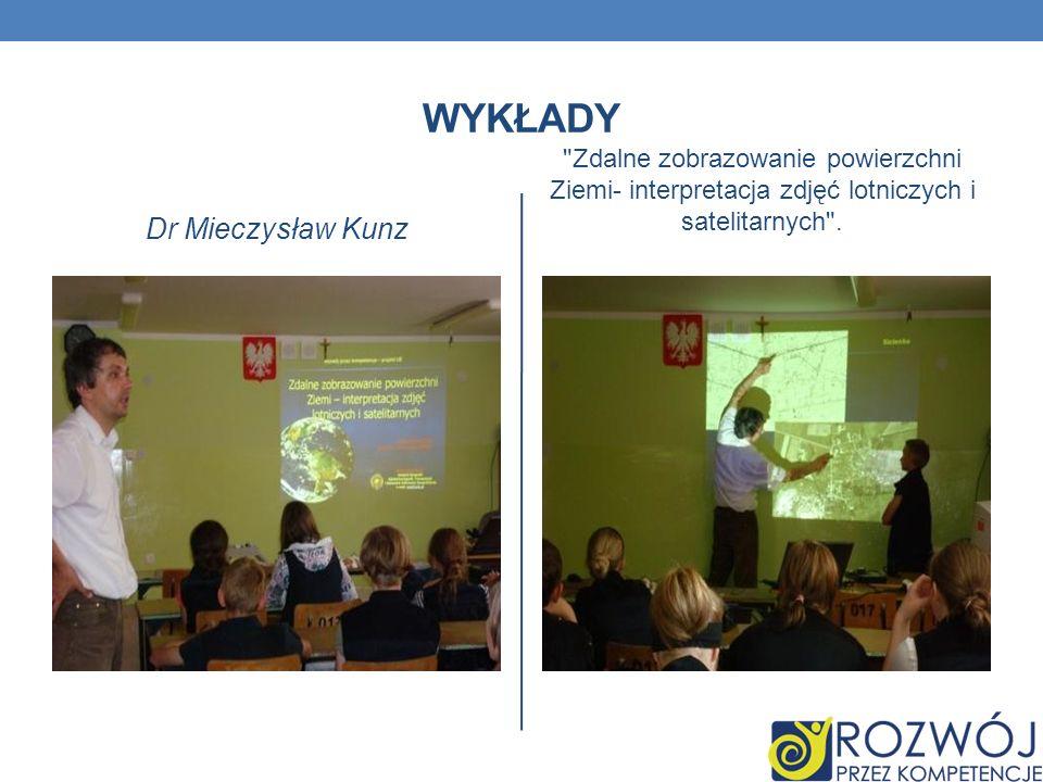 Wykłady Dr Mieczysław Kunz