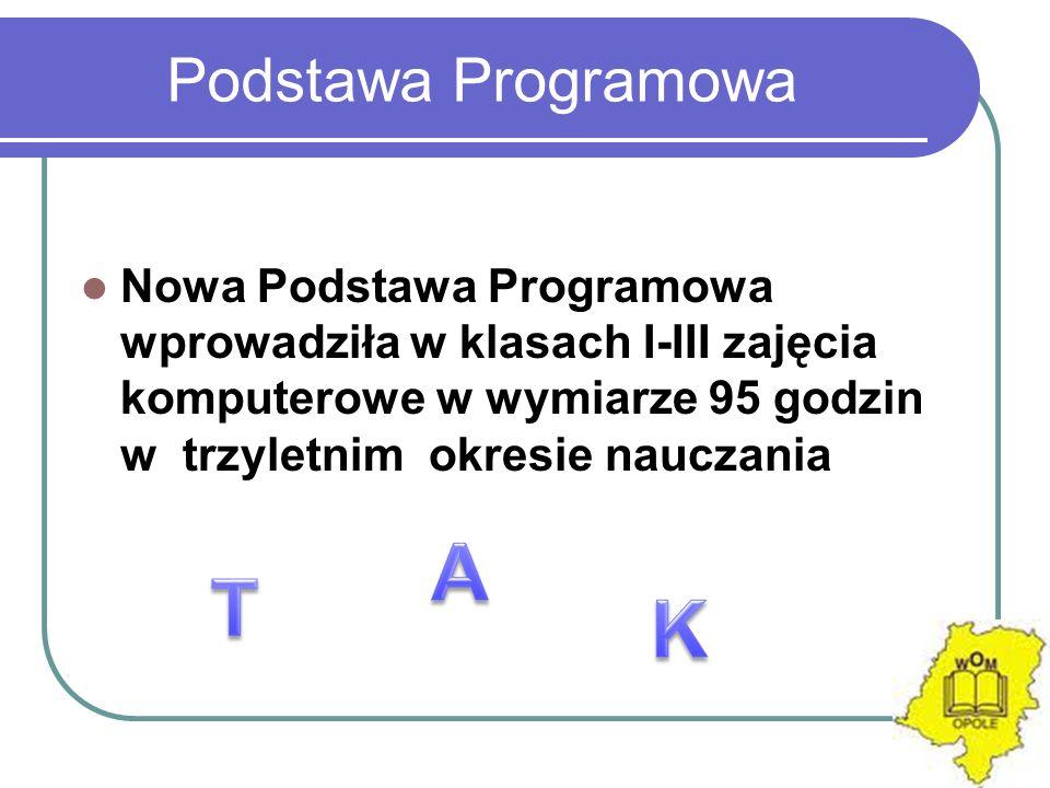 A T K Podstawa Programowa