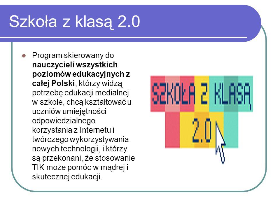 Szkoła z klasą 2.0